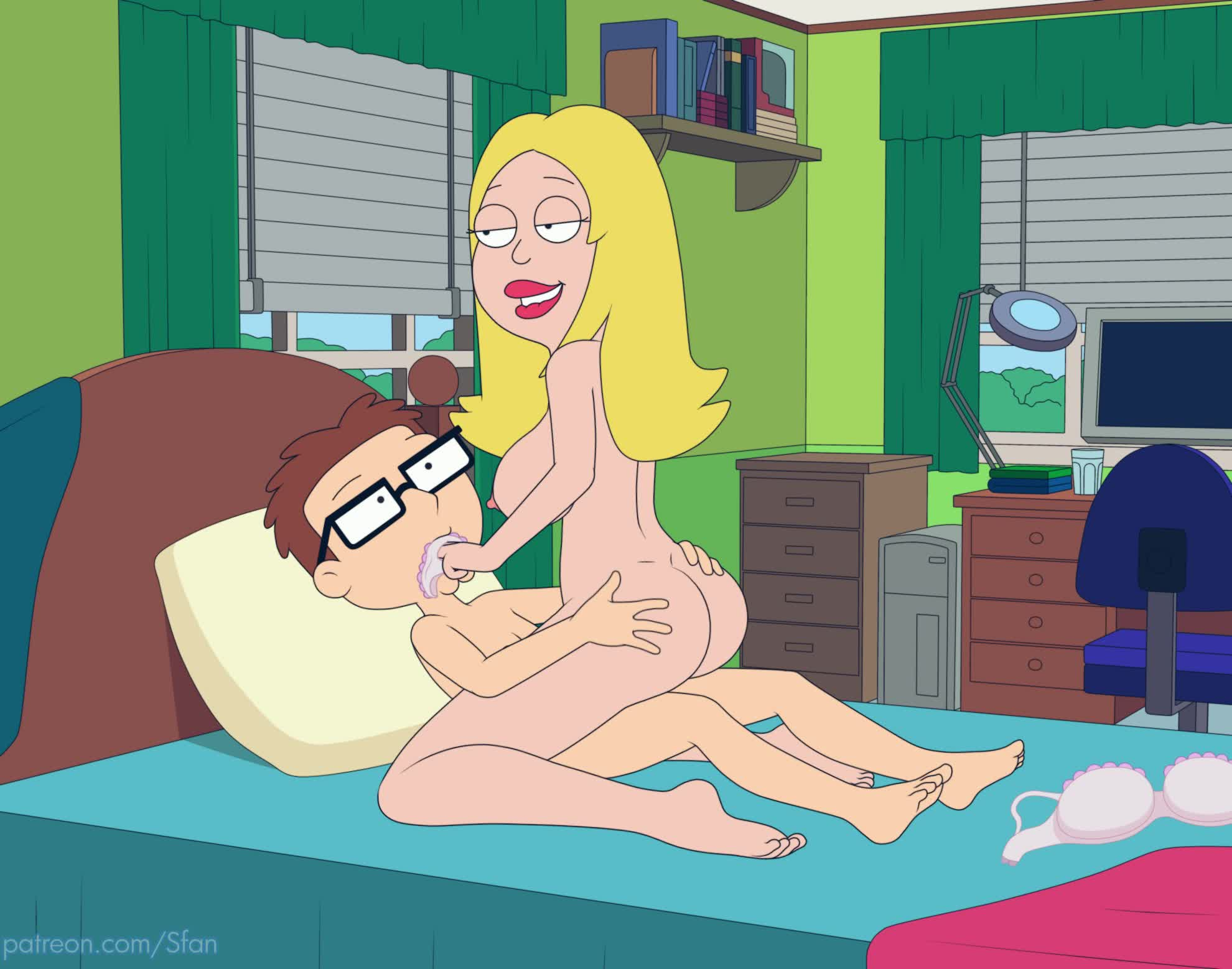 Francine smith naked fanfiction