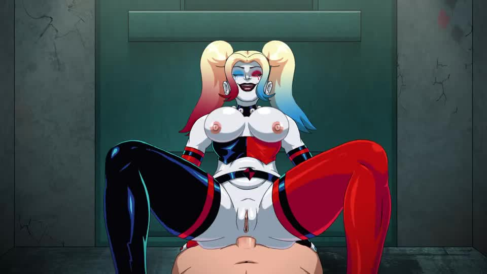 Harley quinn fucking the joker