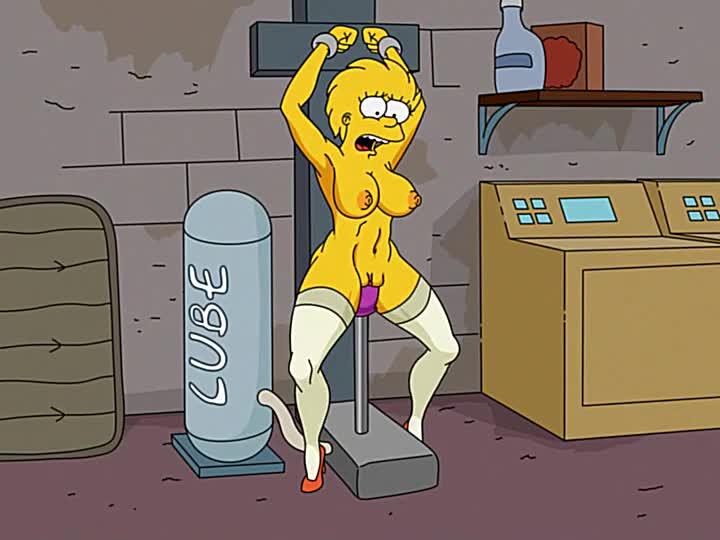 Marge Simpson Sex Shower Hq Porn Pics