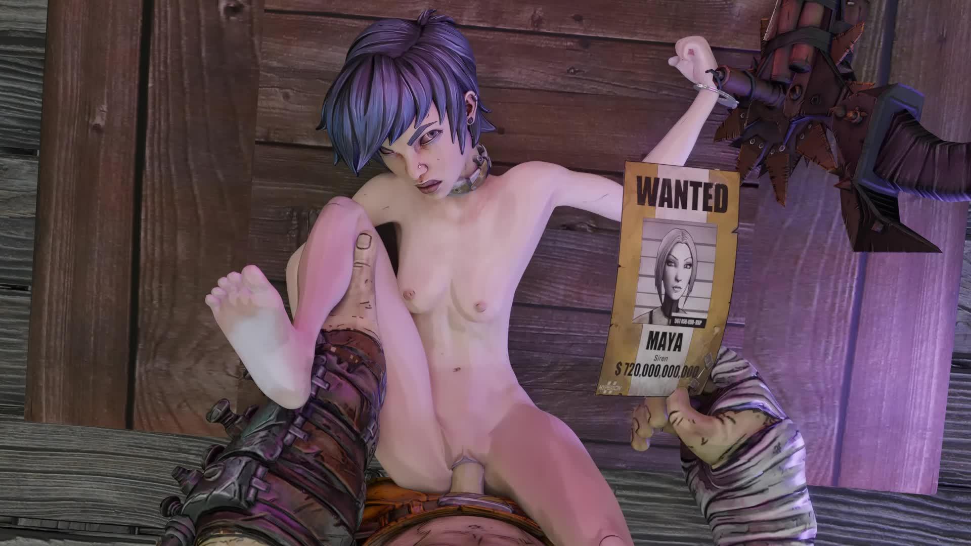 Borderlands 3 Ava Porn