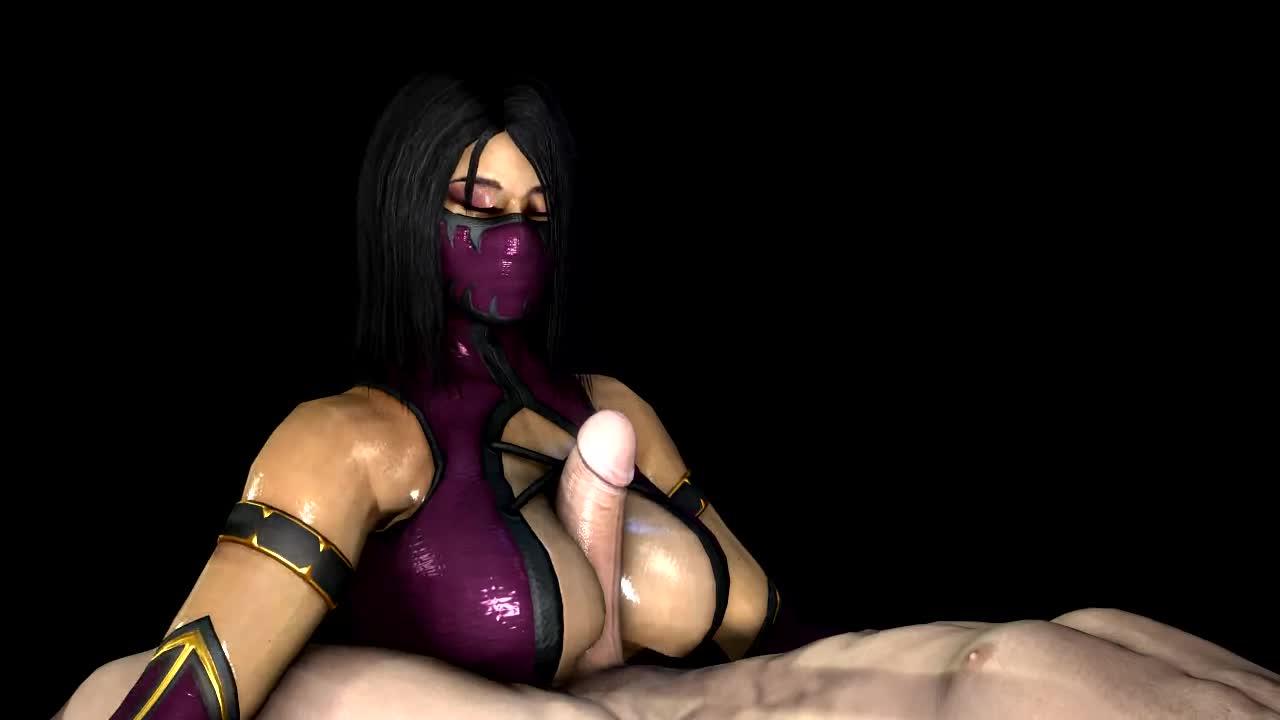 Hot Mortal Kombat Nude