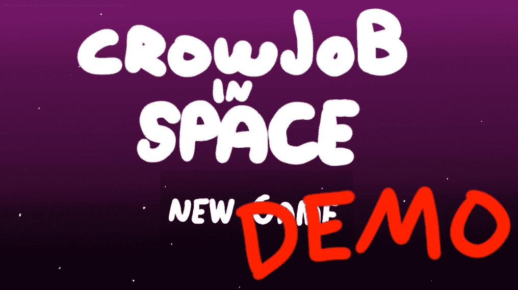 Space crowjob in Crowjob in