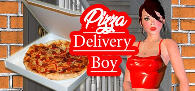 Pizza Delivery Blowjob Dare
